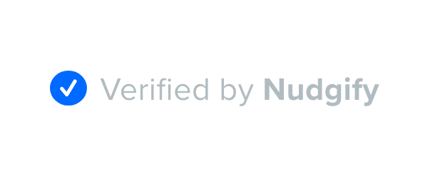 nudge label verified