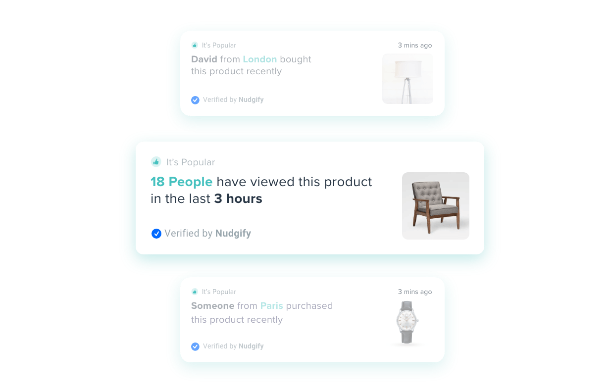 social proof app examples