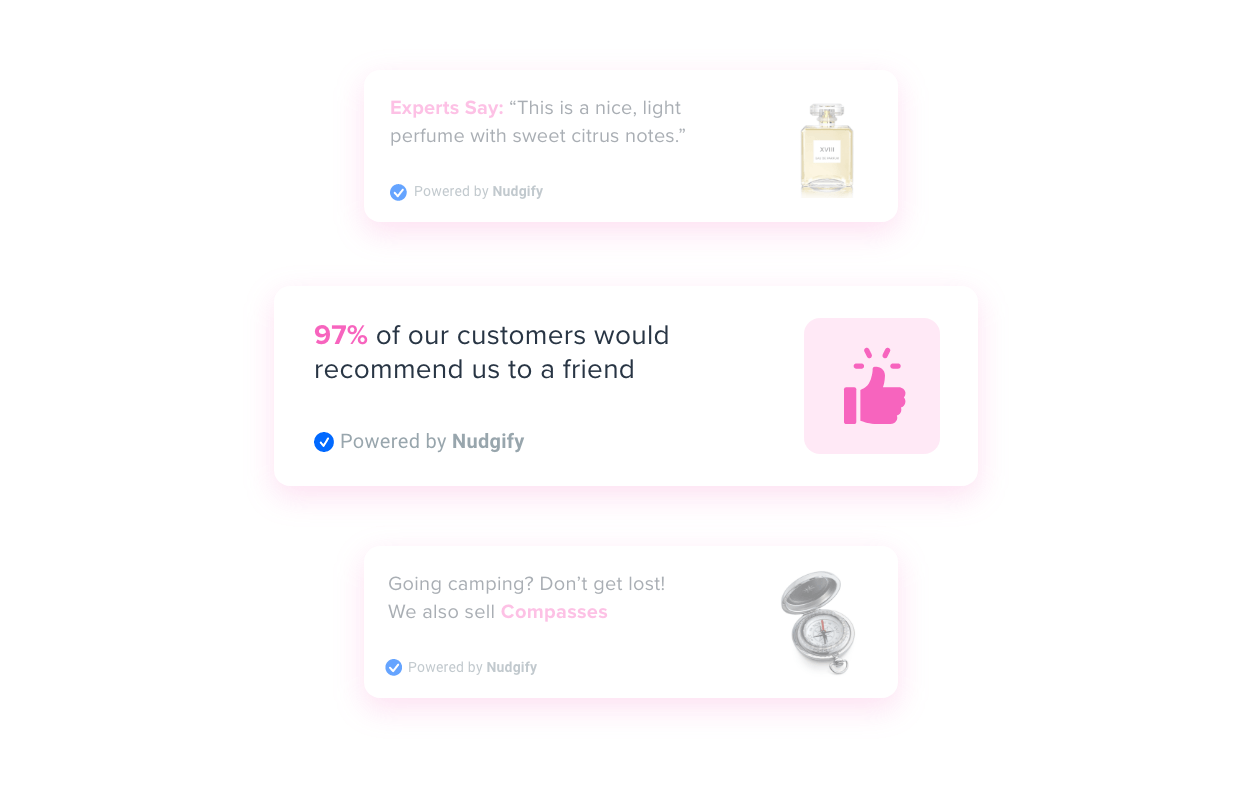 custom website notifications