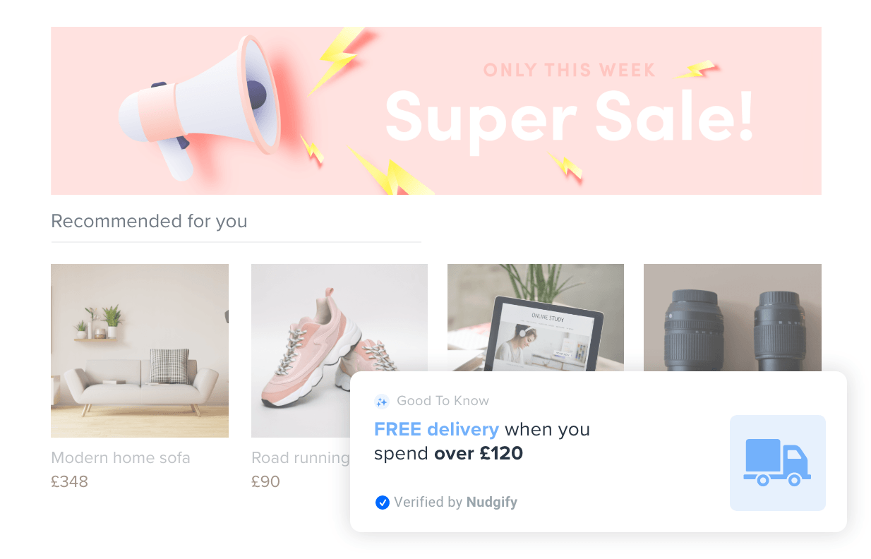 social proof ecommerce friction