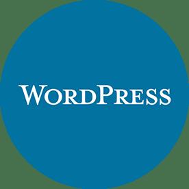 wordpress inregration icon