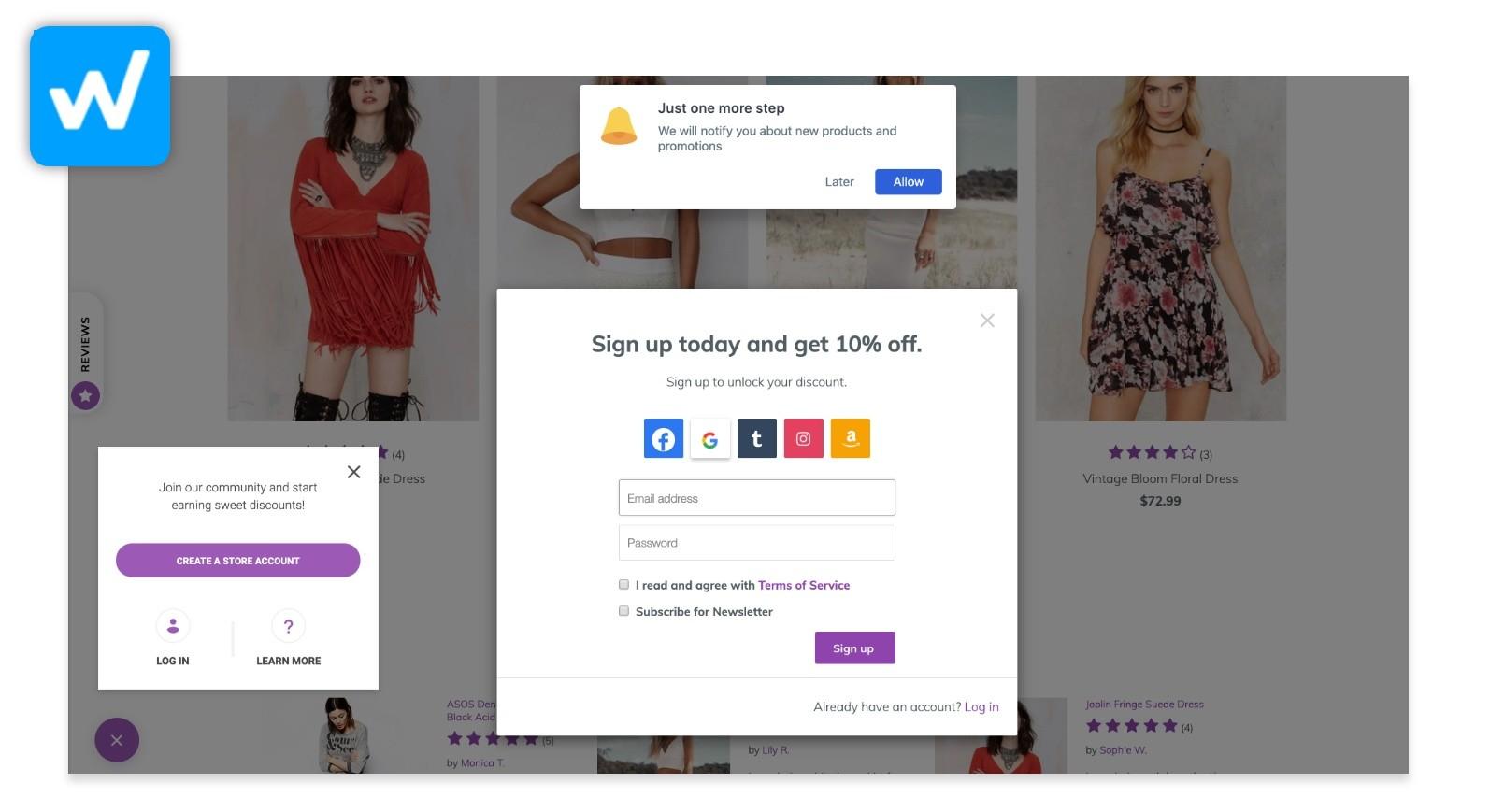 growave customer engagement plugin