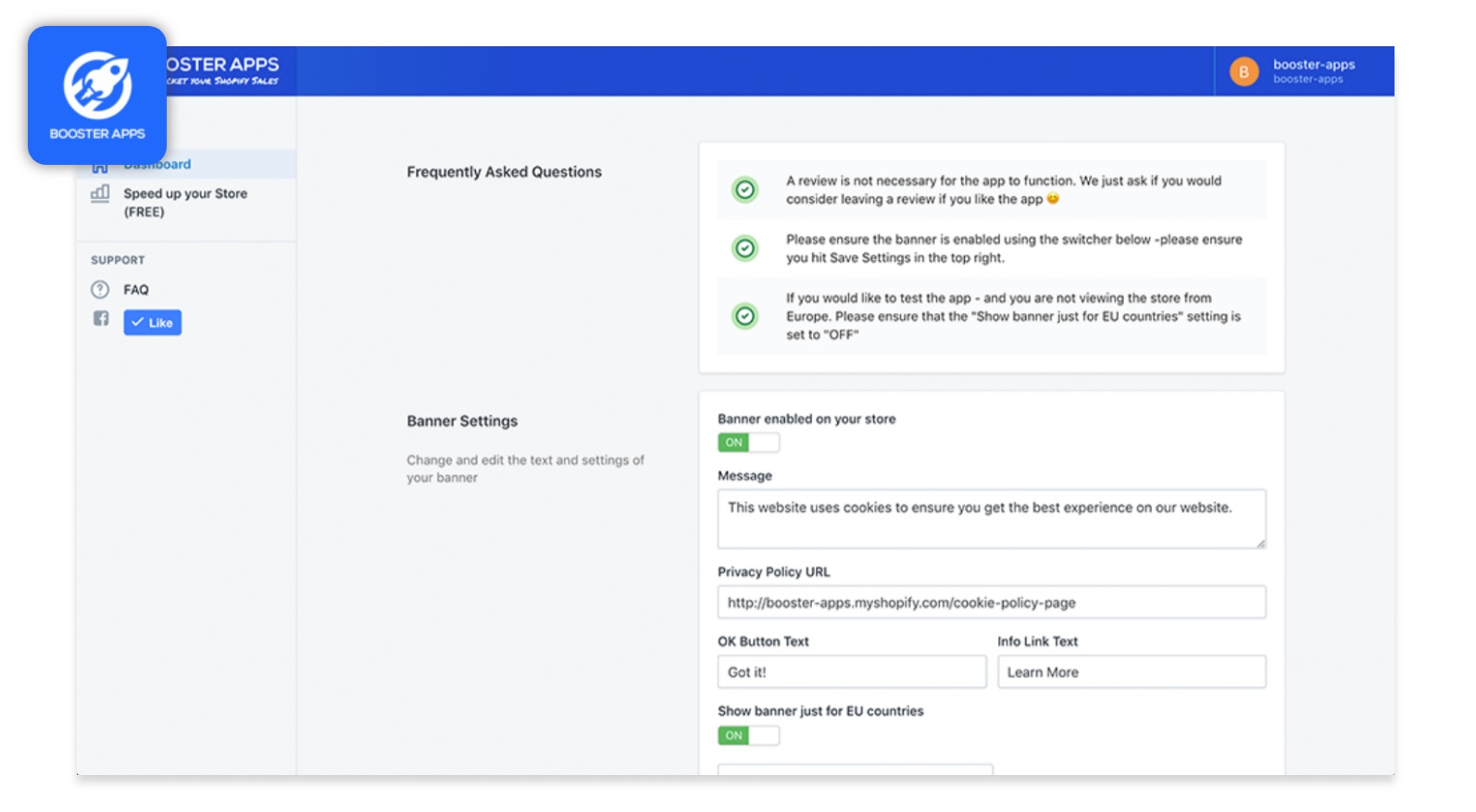 gdpr compliance app