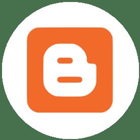 blogger integration icon