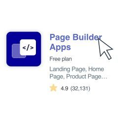 shopify page builder apps
