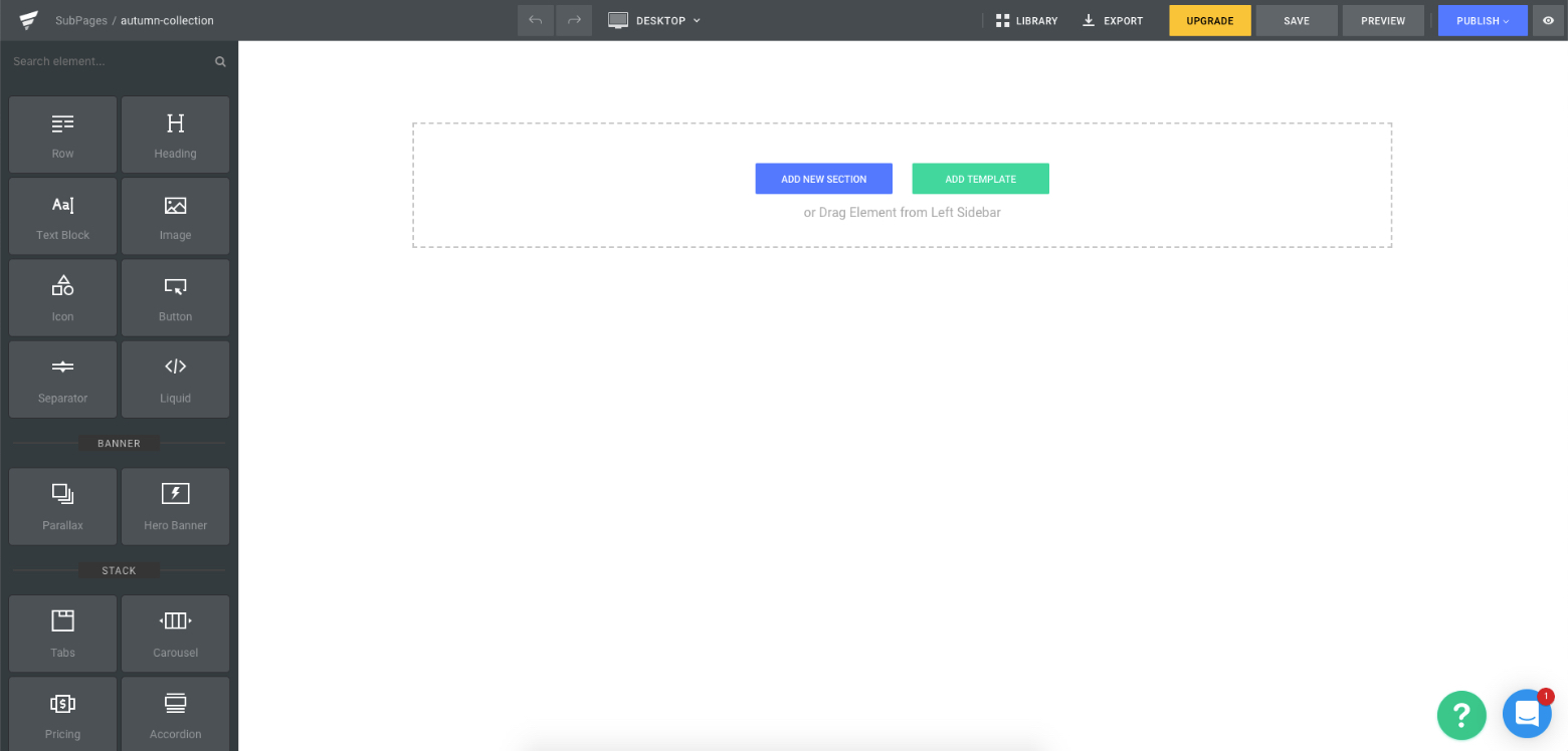 gempages page builder for shopify