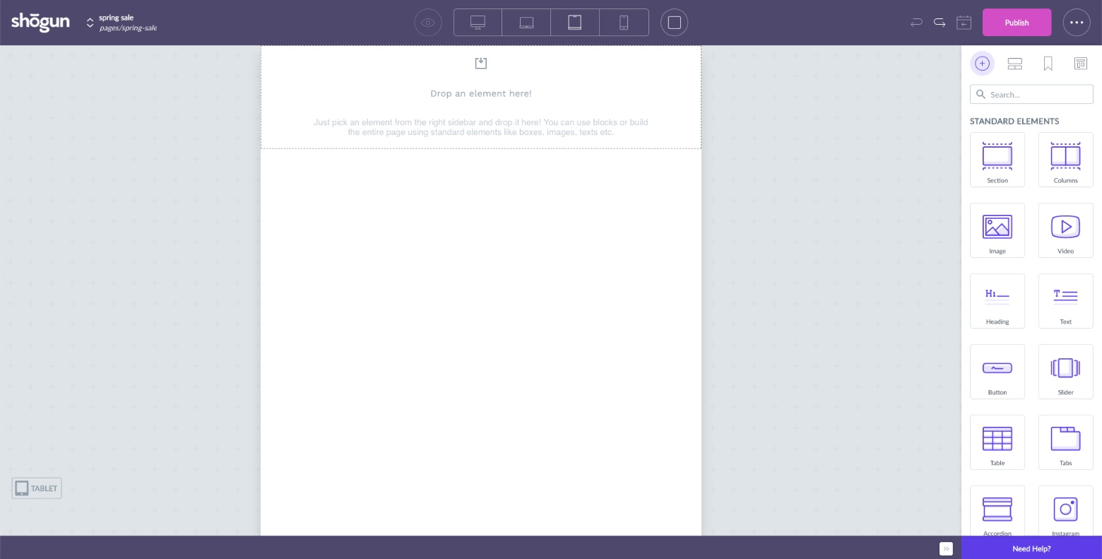 pagefly page builder app