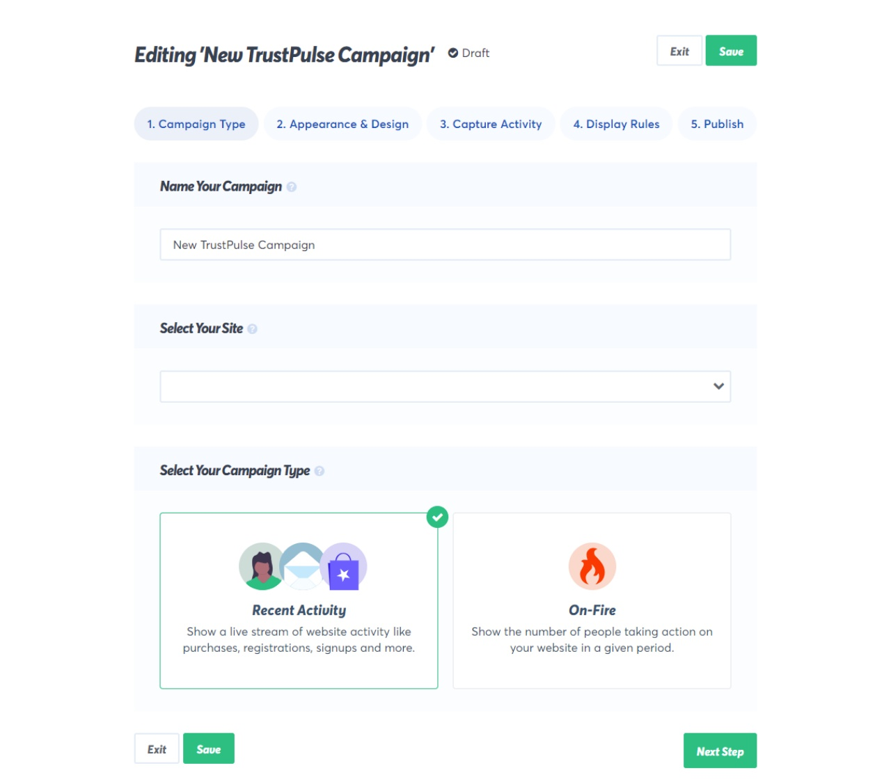 wordpress social proof plugin trustpulse