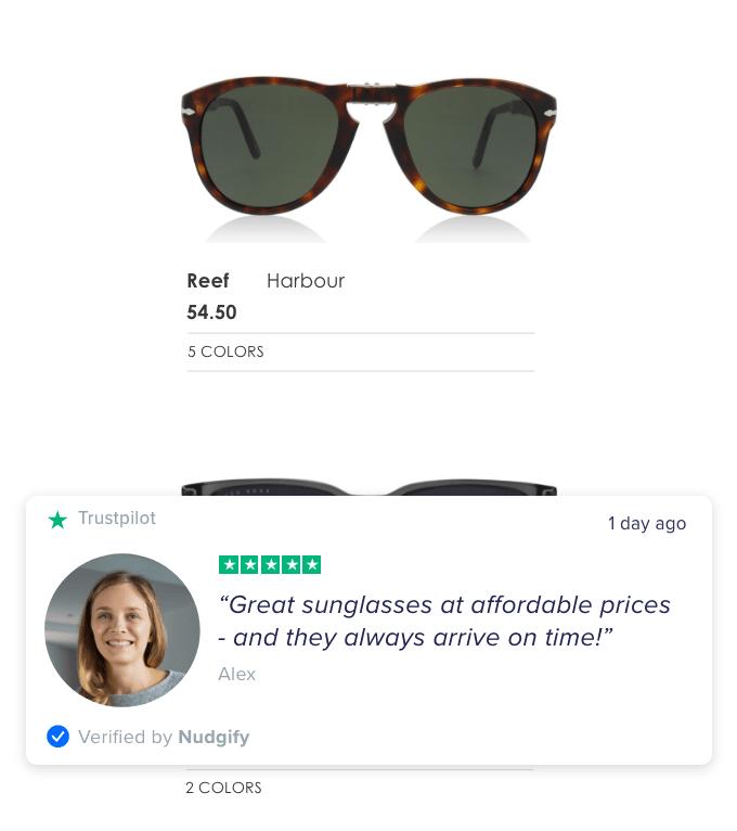 fashion ecommerce experience