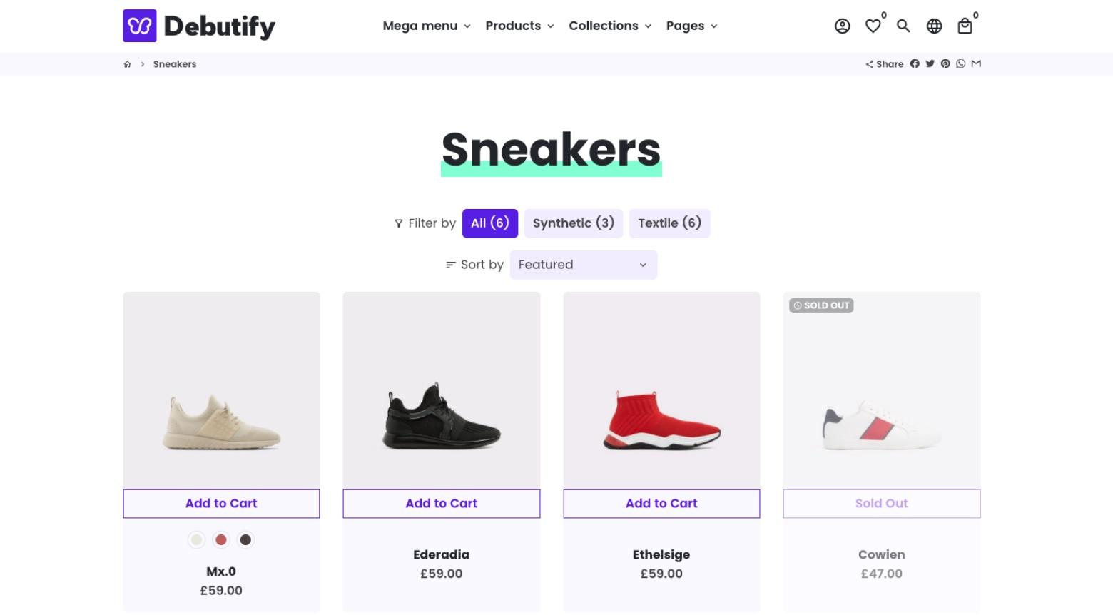debutify shopify theme screenshot